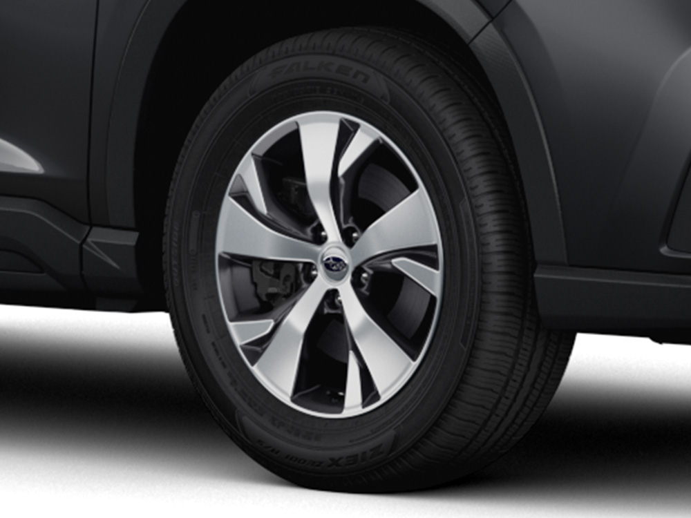 2019 Subaru Ascent 18-inch Aluminum Alloy Wheels – Grey Metallic