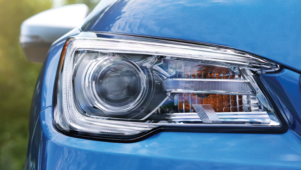 2019 Subaru Auto On/Off Headlights