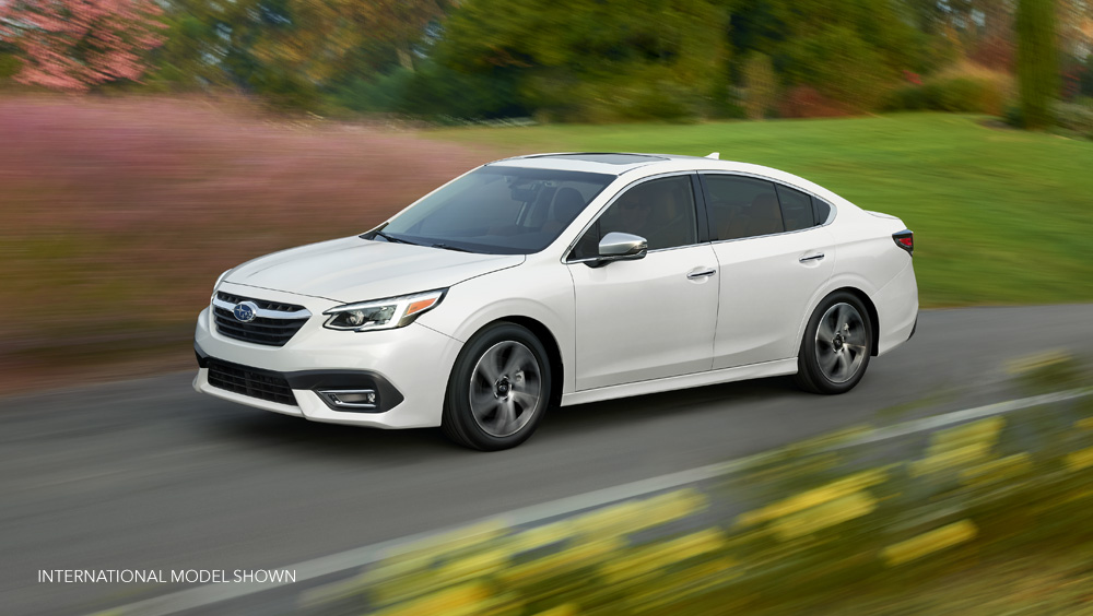 2020 Subaru Legacy creates increased confidence behind the wheel