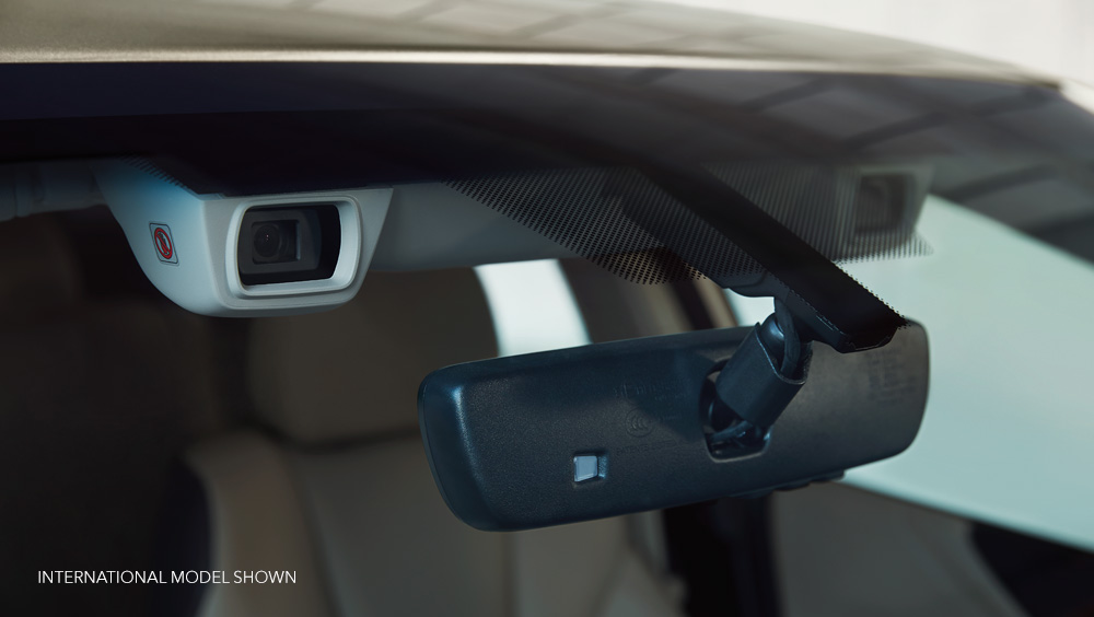 2020 Subaru Legacy - Class-leading Safety
